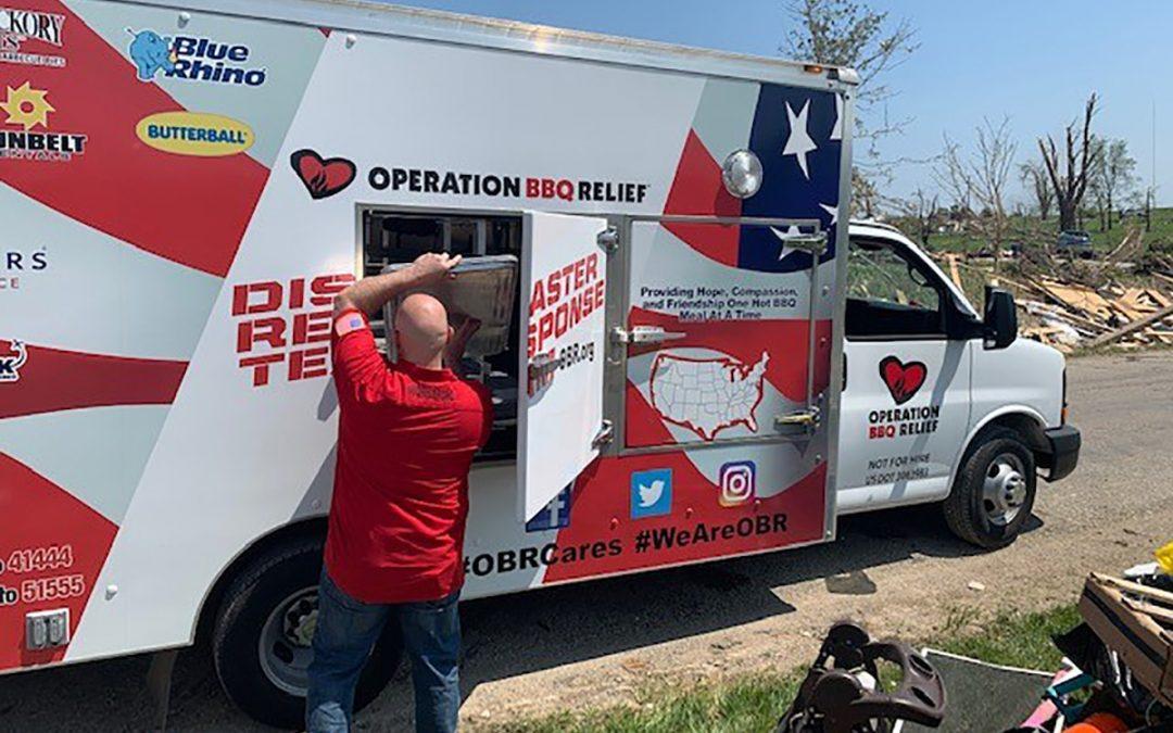 Linwood, Kansas (Tornado) / 2,000 Meals Over 2 Days