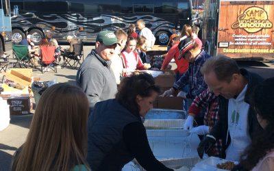 Kirkland & Fairdale, Illinois (Tornado) / 5,700 Meals Over 2 Days