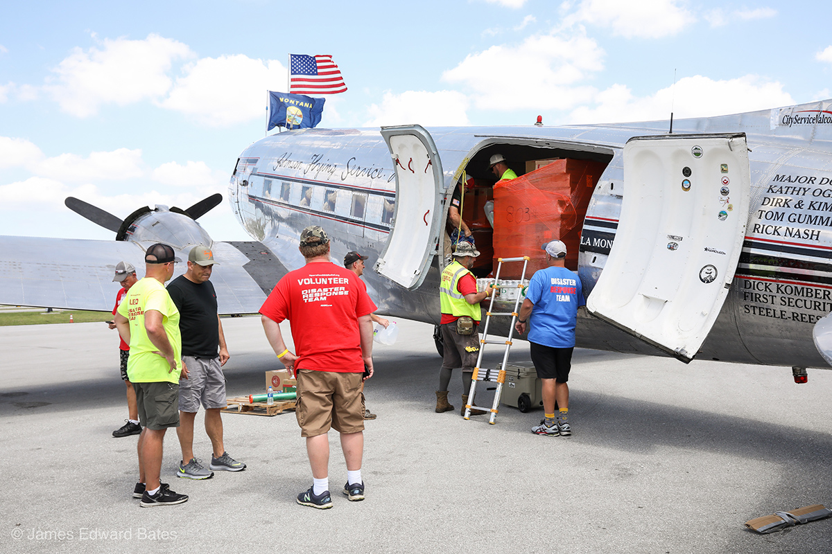 Grand Bahama Island (Hurricane) / 88,515 Meals Over 15 Days