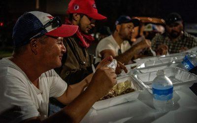 Lake Charles, Louisiana (Hurricane) / 379,591 Meals Over 21 Days