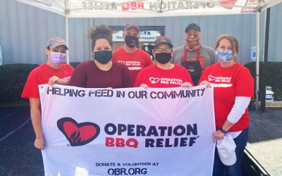 Ocean Isle Beach, North Carolina (Tornado) / 1,650 Meals Over 4 Days
